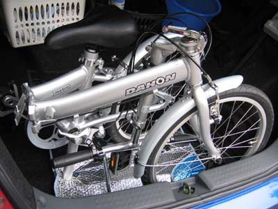折りたたみ自転車「DAHON METRO D6 ...